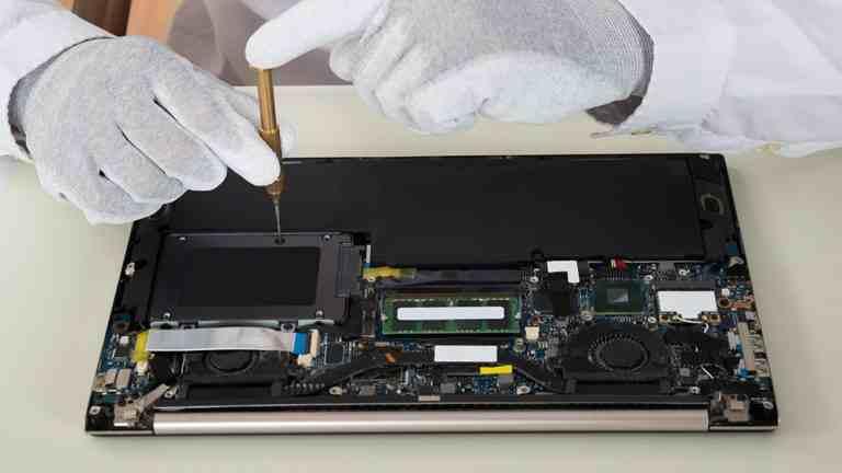 Czyszczenie laptopów Białystok